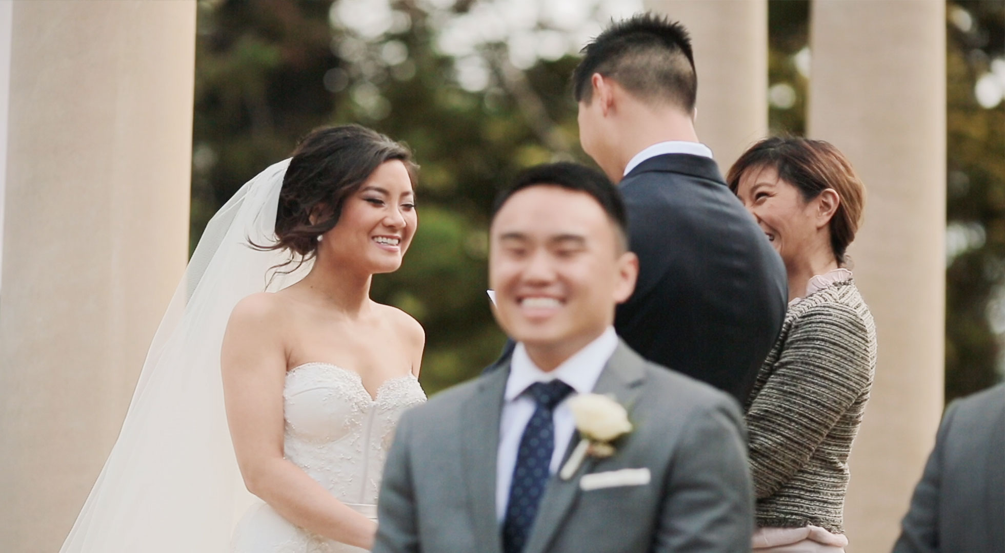 """Together we will grow old…"" 