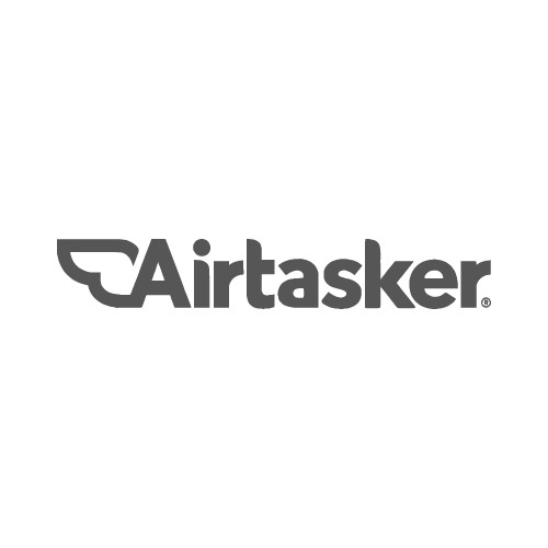 Airtasker logo - Video Productions by Paper Cranes Productions