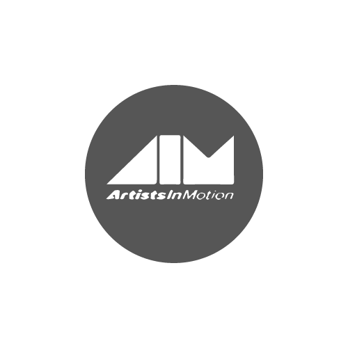 Artists in Motion logo - Video Productions by Paper Cranes Productions