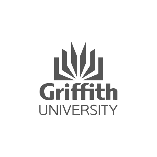 Griffith University logo - Video Productions by Paper Cranes Productions