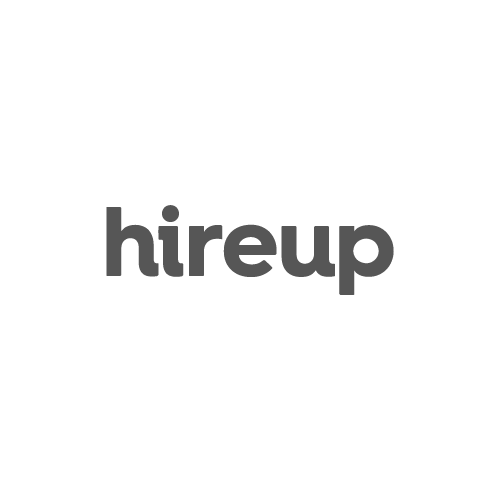 Hireup logo - Video Productions by Paper Cranes Productions