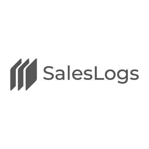 Saleslogs logo - Video Productions by Paper Cranes Productions