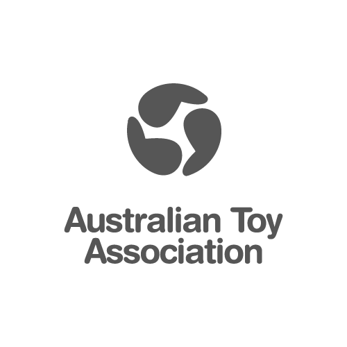 Australian Toy Association logo - Video Productions by Paper Cranes Productions